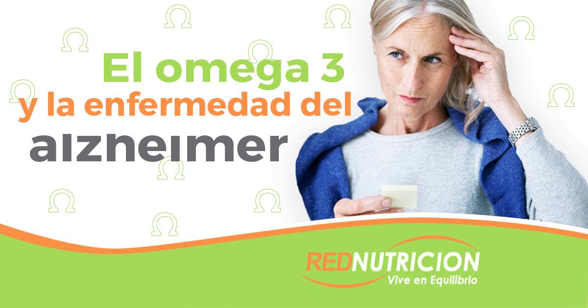 omega 3 y el alzheimer