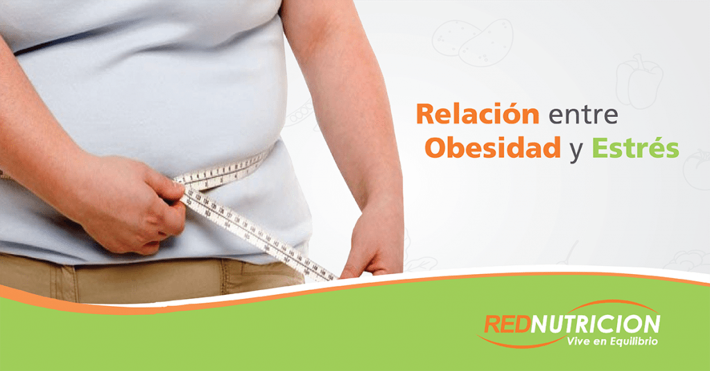 Relación Obesidad Stress